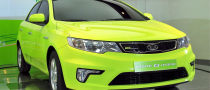 Kia Launched the Forte LPI Hybrid