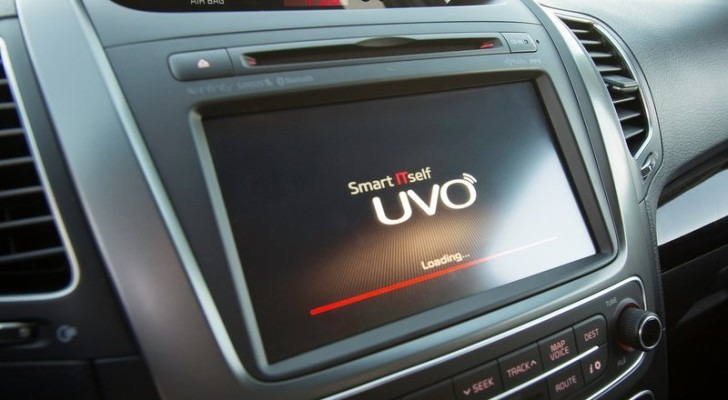Kia Launches New Version of UVO Infotainment System on 2014 Sorento