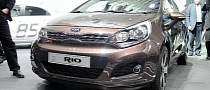Kia Looking into Sporty Rio Turbo