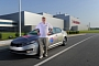 Kia Optima Hybrid Making Guinness Fuel Consumption Record Attempt