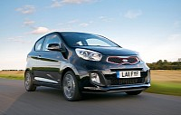 The Kia Picanto 3-door 1.25 Equinox