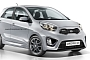 Kia Picanto GT Hot Hatchling Rendered. 500 Abarth Rival Anyone?