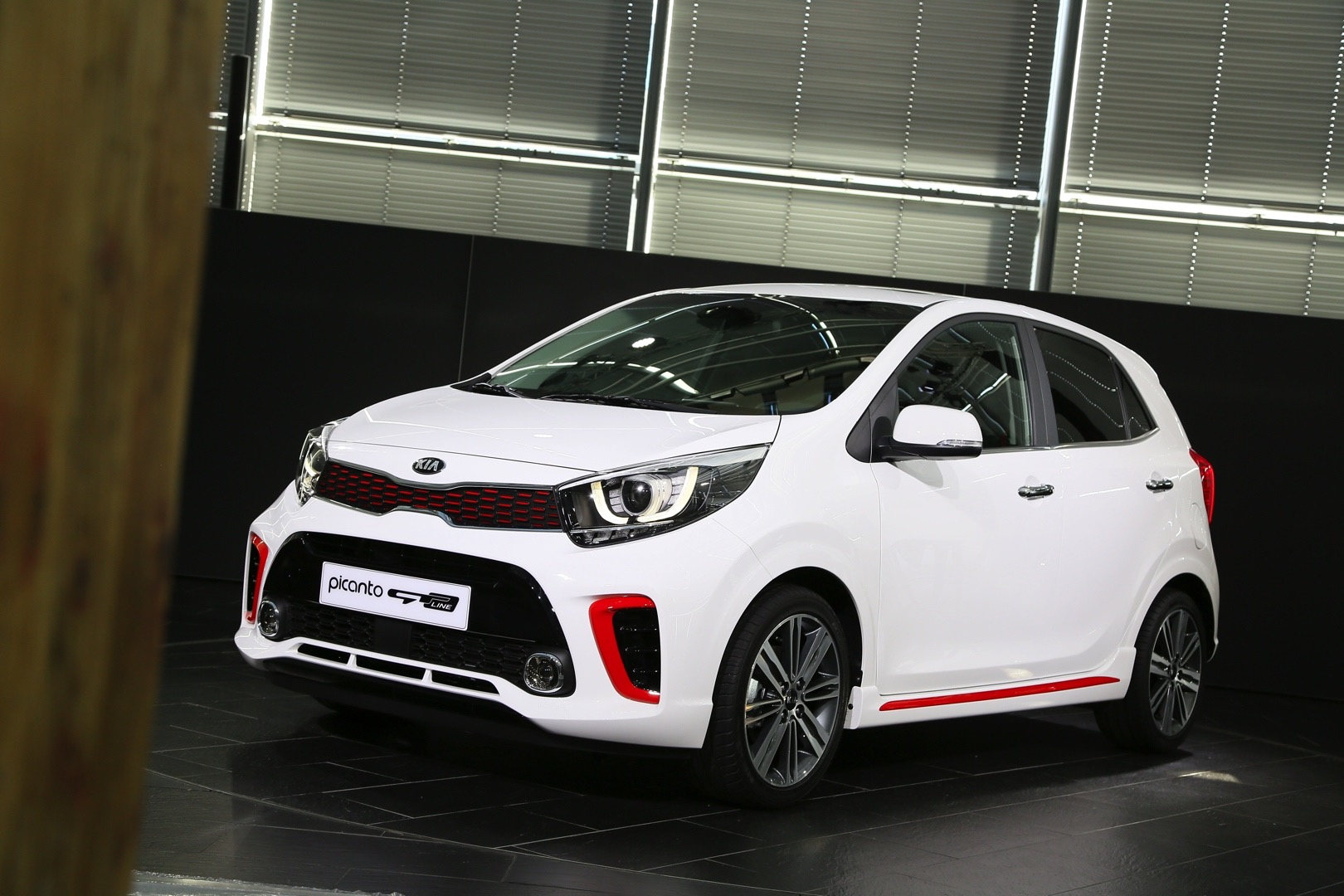 kia picanto gt line with 1 liter turbo is an up gti alternative autoevolution