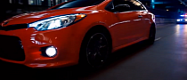 "Kia Presents ""Red Flash"" Forte Koup Interactive Movie [Video]"