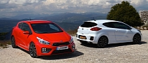 Kia pro_cee'd GT Launched in Britain, Pricing Announced [Photo Gallery]
