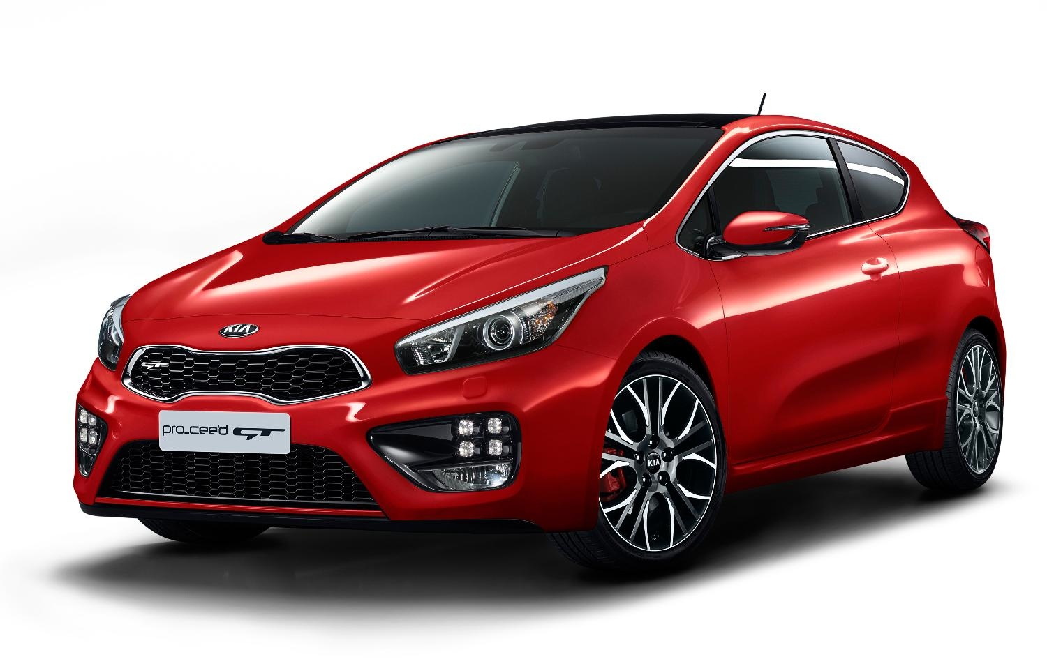 kia pro cee 39 d gt official specs revealed autoevolution. Black Bedroom Furniture Sets. Home Design Ideas
