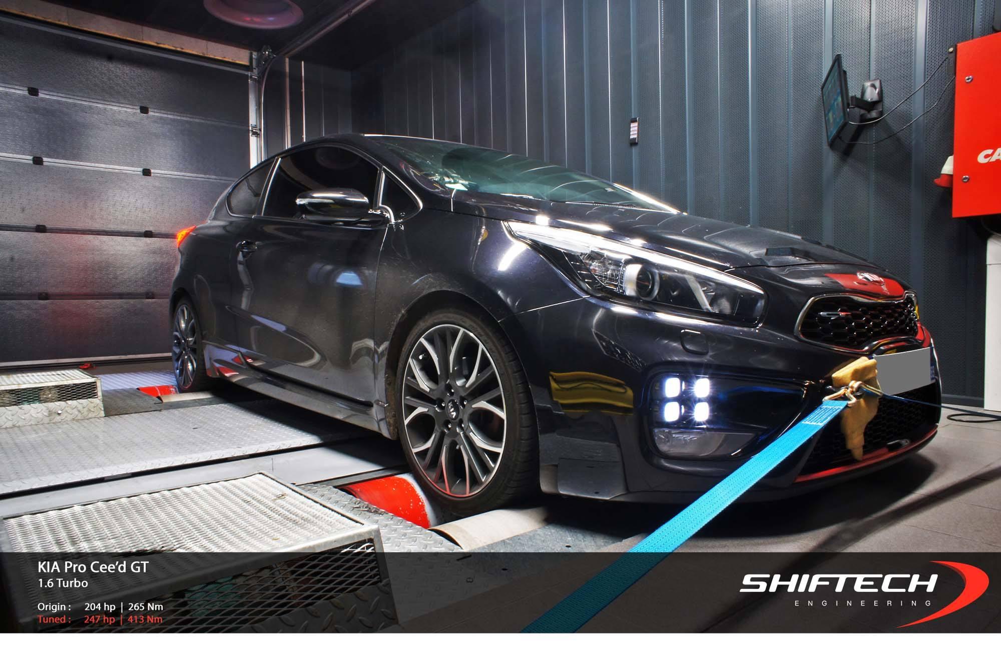 Kia Pro Ceed Gt Race Car