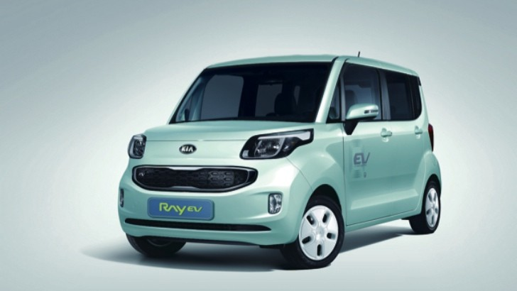 Kia Ray EV: Korea's First Electric Car