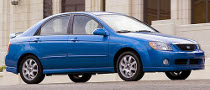 Kia Recalls Spectra: Fuel Tank Could Fall on the Ground