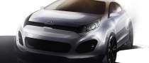 Kia Releases First Sketches of New Rio