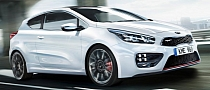 Kia Reveals Sporty Pro_Cee'd GT With 200 HP