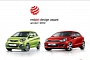 Kia Rio and Picanto Get Red Dot Design Award