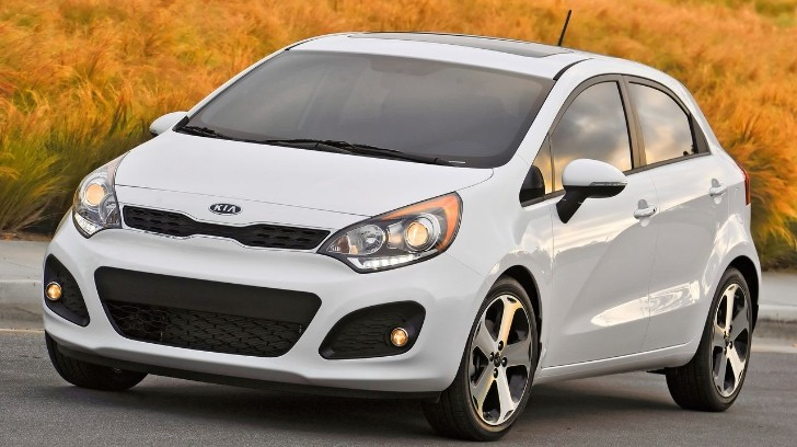 Kia Rio Facelift Launching Globally in 2015 - autoevolution