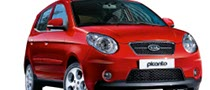 Kia Rio, Picanto Get New Look for 2010