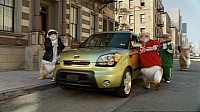 Hamsters grow Kia sales big