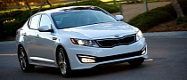 Kia Show Off Range-Topping Optima Limited [Video]