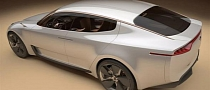 Kia Shows Frankfurt-bound Sports Sedan Concept: Yes Please!