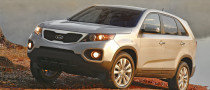 Kia Sorento Among the Top 10 Family Cars of 2011