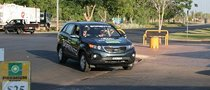Kia Sorento Diesel Stars in Global Green Challenge