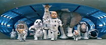Kia Sorento Super Bowl Commercial Teaser: Space Babies [Video]