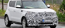 Kia Soul EV Coming to US in 2014