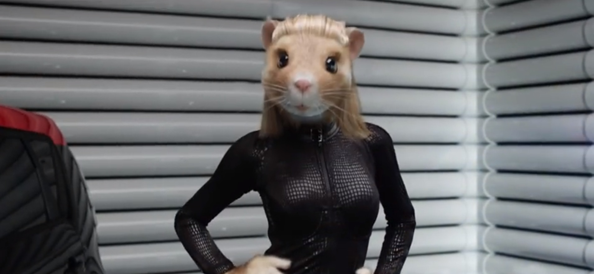 Kia Soul EV Gets Its Furry Latex Freak On In Latest Hamster Commercial