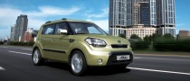 Kia Soul Gets 5 Star EuroNCAP Rating
