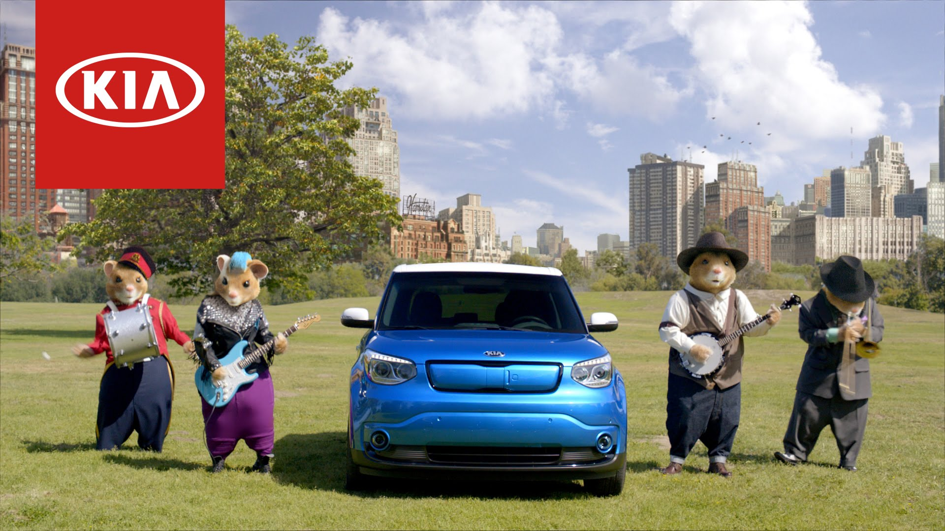Kia Soul Commercial >> Kia Soul Hamster Commercial With Banjos Defines What A Hipster Car