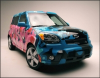 Kia Soul/Hense by Adult Swim