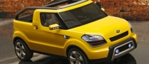 Kia Soul'ster is the Concept Truck of the Year