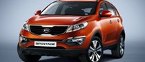 Kia Sportage Enters Production in Slovakia