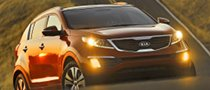 Kia Sportage Receives 2.0-liter Turbo Engine