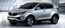 Kia Sportage Receives TUV Environmental Certificate