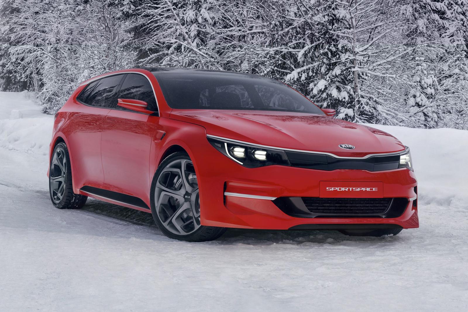 Kia Sportspace Concept Revealed Ahead Of Geneva 2015 Debut
