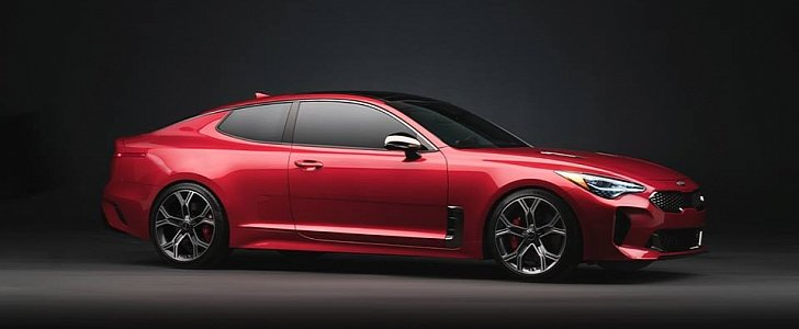 Kia Stinger Coupe Rendered As The Two Door Gt That Kia