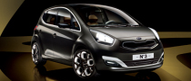 Kia to Debut MPV Concept, Hybrid cee'd in Geneva