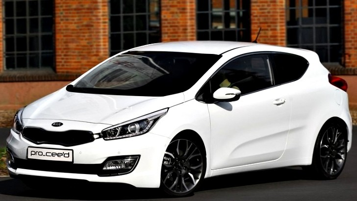 Kia to Launch Cee`d-Based Hot Hatch Trio