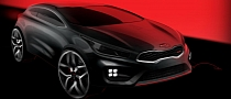 Kia to Launch pro_cee'd GT Hot Hatch in 2013