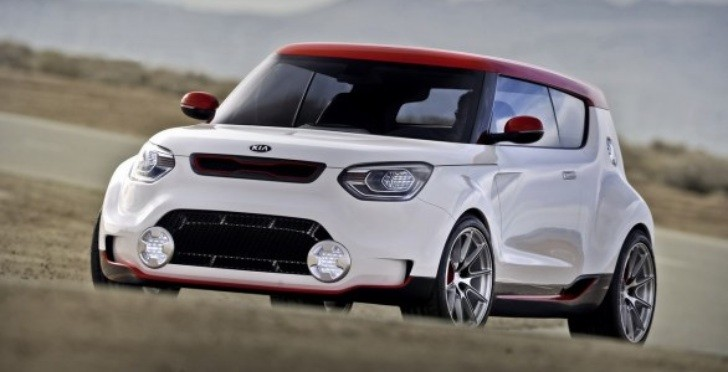 Kia Track'ster Concept Gets Real With New Photos