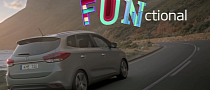 Kia UK Release Commercials for Carens MPV: FUNction [Video]