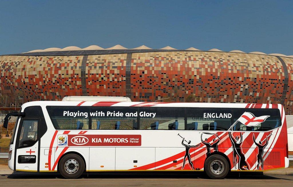 Kia Vehicles Reach The 2010 Fifa World Cup Autoevolution
