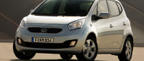 Kia Venga First Photos