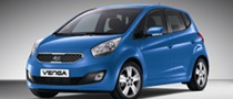 Kia Venga's Hill-Start Assist Control Previewed