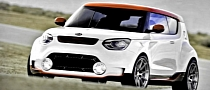 Kia Working On Sporty and Convertible Version of the Soul