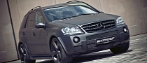 Kicherer Mercedes ML63 AMG Carbon Series Released