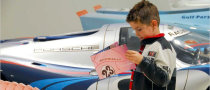 Kids to Enter 'Paper Chase' at Porsche Museum