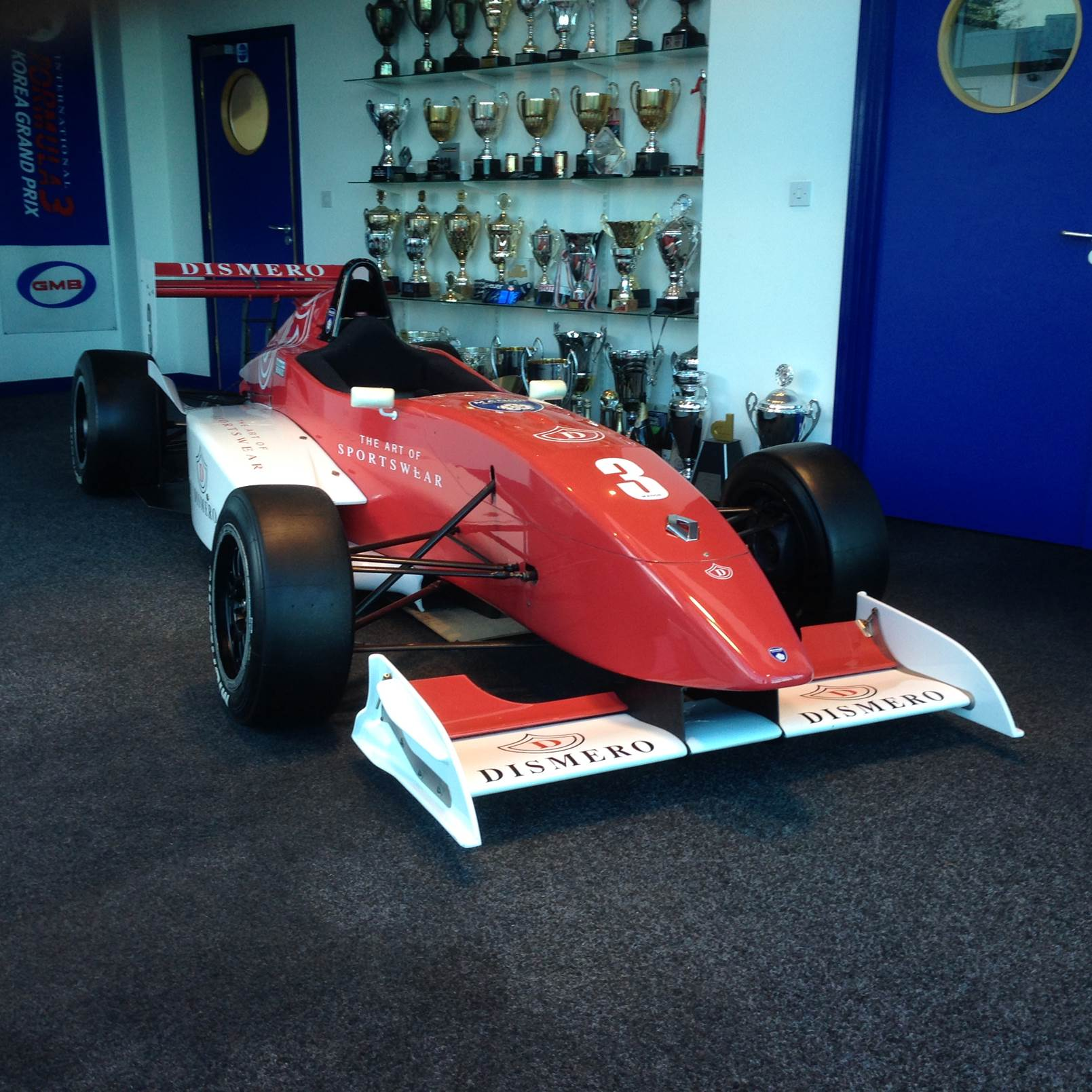 Caterham Sp 300r: Kimi Raikkonen Raced This Formula Renault In 2000, Now It