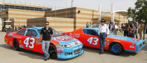 King Richard Petty Honored in STP's NASCAR Return