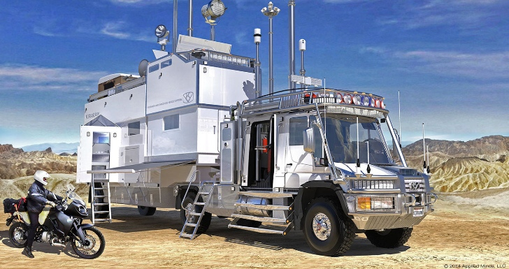 """KiraVan"" Mercedes Unimog Is the Ultimate Expedition ..."