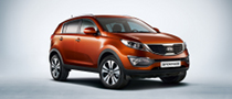 Kia Sportage First Official Images